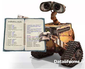 رام کردن روبات موتورهای جستجو