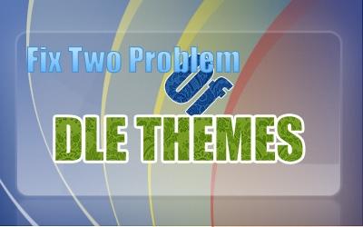 حل دو مشکل در قالب